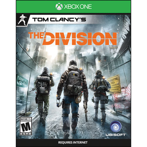 Tom Clancy's The Division (Xbox One) - Previously Played