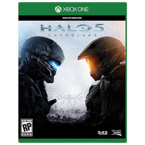 Halo 5: Guardians (Xbox One) - Usagé
