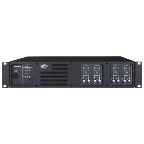 Ashly 8-Channel 125W 70V Amplifier (PEMA8125.70)