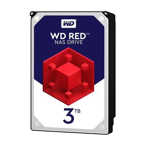 """WD 3TB 3.5"""" SATA Network Internal Hard Drive (WDBMMA0030HNC-NRSN)"""