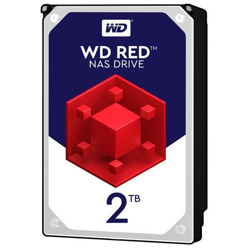 """WD 2TB 3.5"""" SATA Network Internal Hard Drive (WDBMMA0020HNC-NRSN)"""