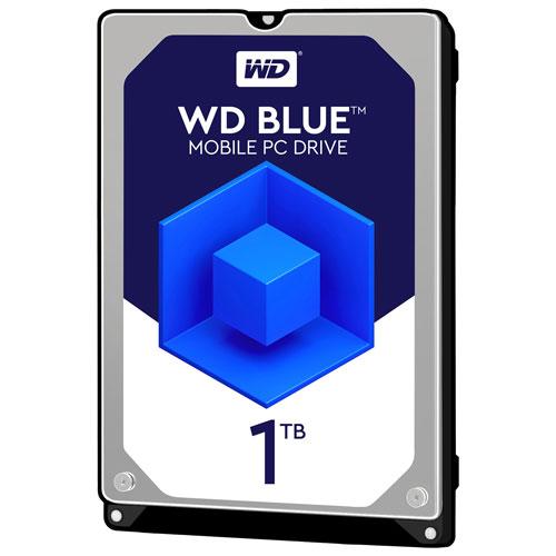 Disque dur interne SATA de 1 To et 5400 tr/min de WD pour portable (WDBMYH0010BNC-NRSN)
