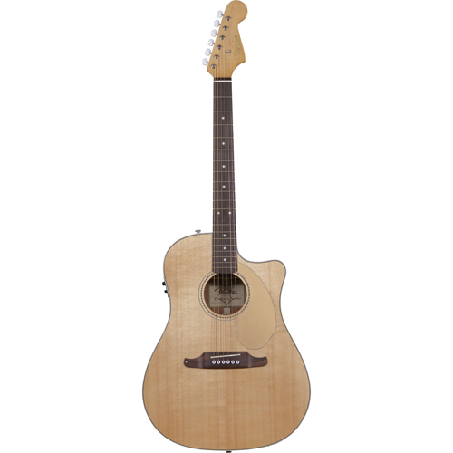 Fender Sonoran Acoustic-Electric Guitar (SCE) - Natural