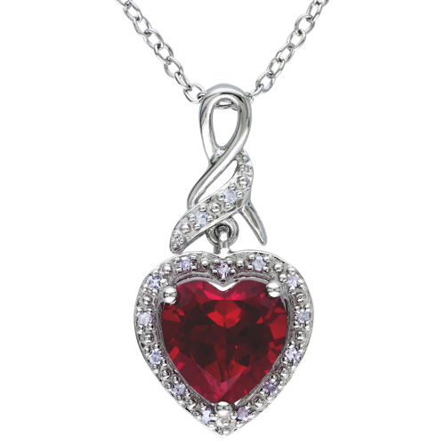 ie red mynamenecklace product pendant for heart necklace kids jumbo