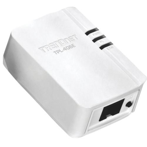 Trendnet Powerline 500 AV Nano Network Adapter (TPL-406E)