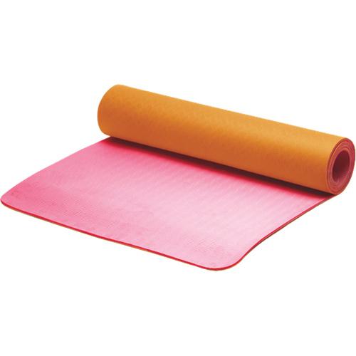 tapis de yoga cologique eco friendly de stott pilates st 02043 melon d 39 eau mangue matelas. Black Bedroom Furniture Sets. Home Design Ideas