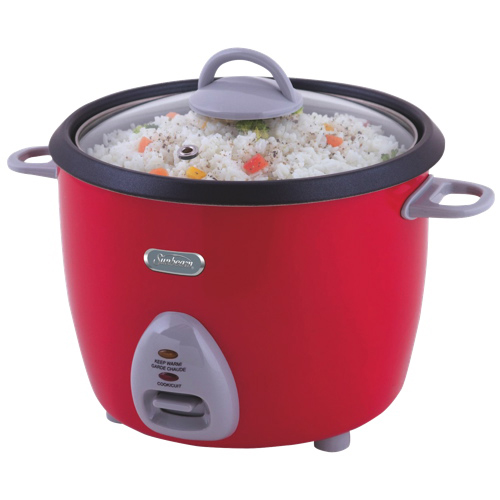 Asian pot and rice steamer in canada