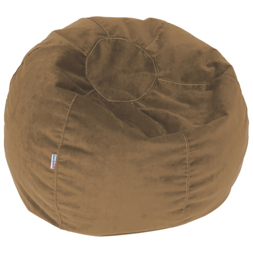 Comfy Kids - Teen Bean Bag - Mocha Brown