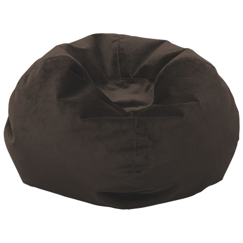 Comfy Kids - Kids Bean Bag - Espresso Brown