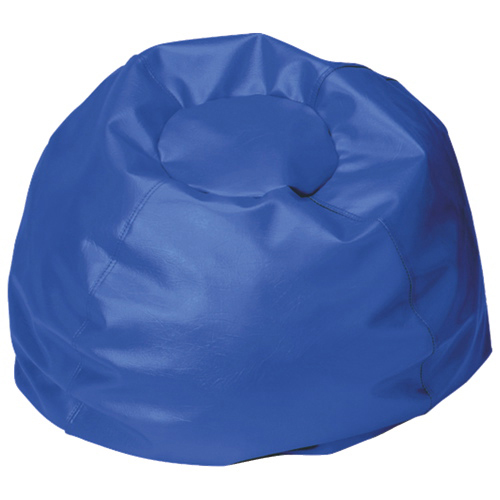 Comfy Kids - Vinyl Kids Bean Bag - Blue