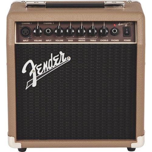 Fender Acoustasonic 15W Guitar Combo Amp