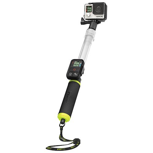 Perche télescopique flottante Evo de GoPole pour caméras GoPro (GPE-8)