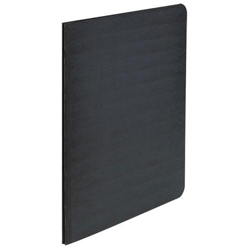 Couverture de présentation en carton comprimé d'Acco (ACC25971) - Noir