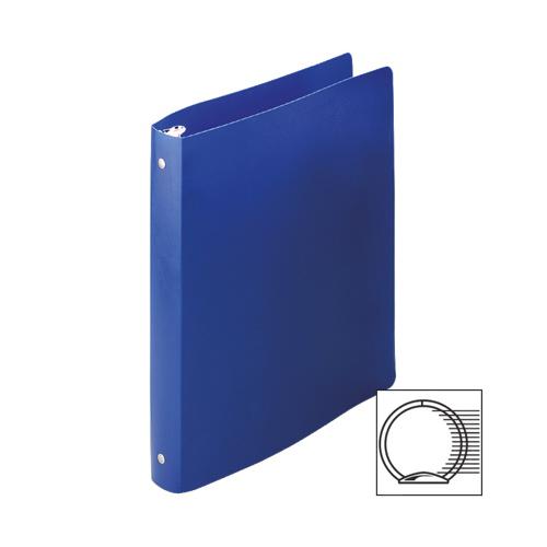 """Acco 1"""" Semi-Rigid Ring Binder (ACC39713) - Blue"""