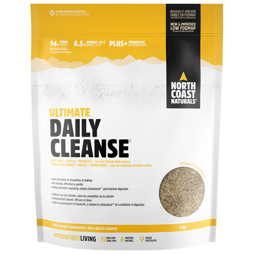 North Coast Naturals Ultimate Daily Cleanse Review