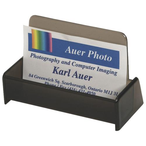 Porte-cartes professionnelles de bureau d'Acme United (ACM86000)