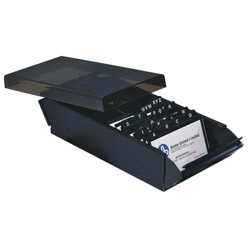 Acme United Business Card Files (ACM86600)