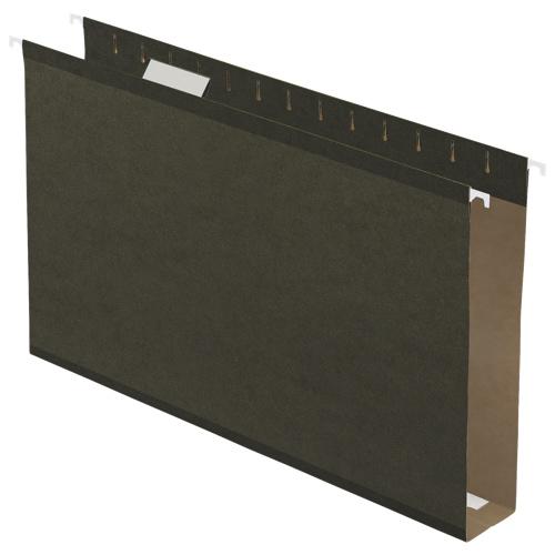 Esselte Hanging Folders (ESS04153X2) - 25 Pack - Green