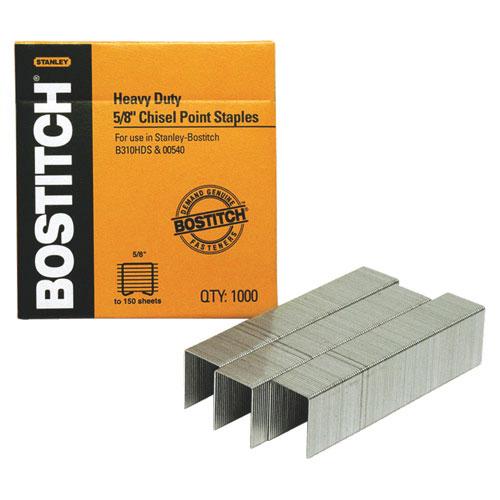 Agrafes à pointes biseautées de 5/8 po de Stanley Bostitch (BOSSB355/8-1M)