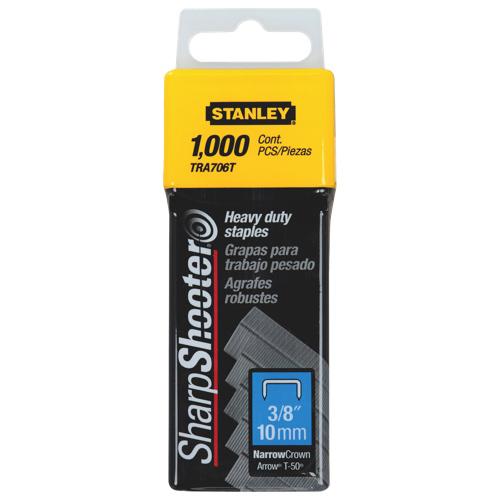 Stanley Bostitch SharpShooter Heavy Duty Staples (BOSTRA706T)