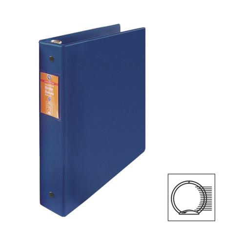 "Wilson Jones Economy 1.5"" Ring Binder (WLJ13543) - Blue"