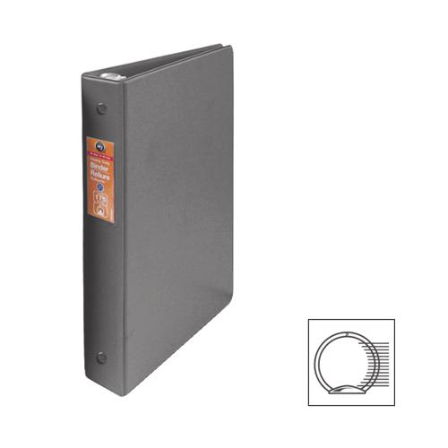 "Wilson Jones Economy 1"" Ring Binder (WLJ13534) - Grey"