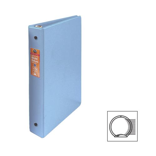 "Wilson Jones Economy 1"" Ring Binder (WLJ13537) - Blue"