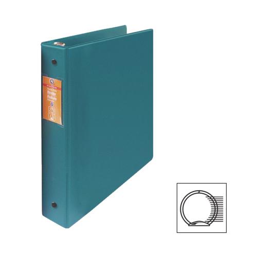 """Wilson Jones 1.5"""" Ring Binder (WLJ13546) - Green"""