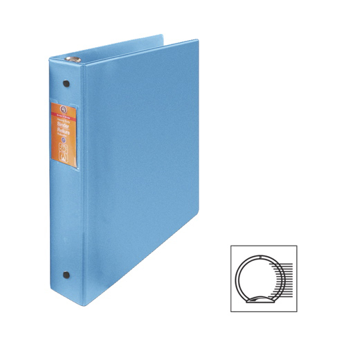 "Wilson Jones 1.5"" Ring Binder (WLJ13547) - Blue"