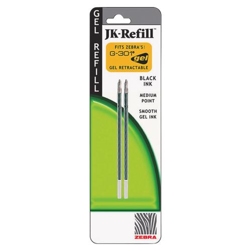 Zebra Medium Point Pen Refill (ZEB88112) - Pack