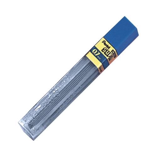 Pentel Super Hi-Polymer Lead Medium Point Pencil Refill (PEN50-2H)