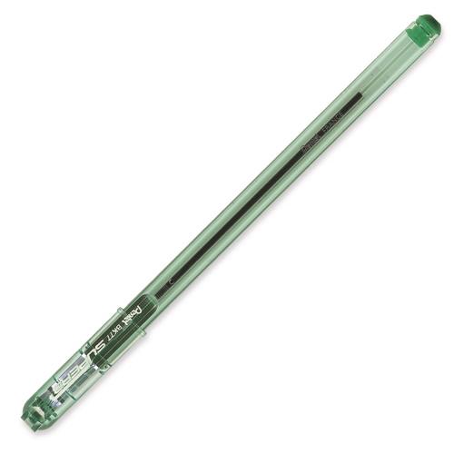 Pentel Superb Fine Point Ballpoint Pen (PENBK77-D) - Green