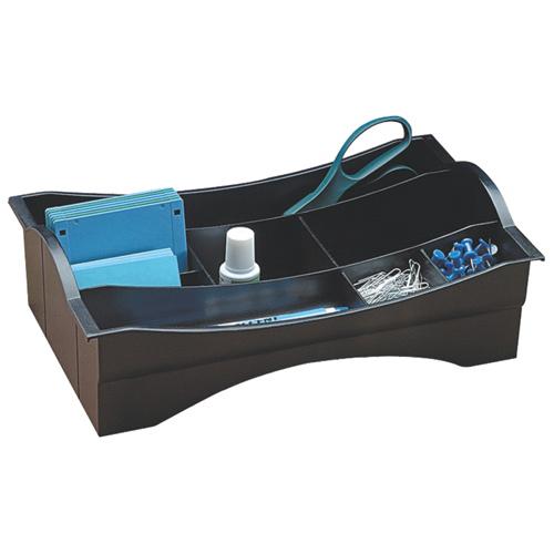 Rubbermaid Multi Compartment Drawer Organizer (RUB11916ROS) - Black