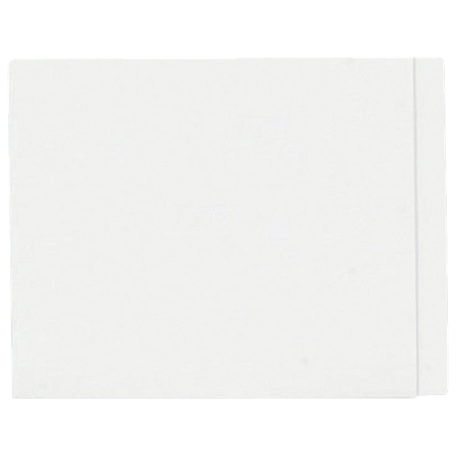 Esselte Shelf File Folder with Reinforced Tab (ESS98260) - Letter - 100 Pack - Ivory
