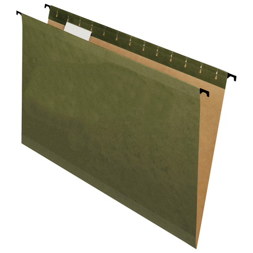 Pendaflex SureHook Hanging File Folder (ESS6153C) - Legal - 20 Pack - Green
