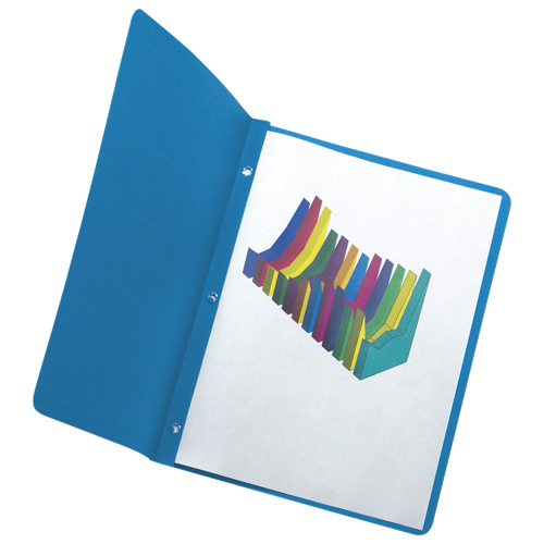 Esselte Report Cover (ESS52501) - Letter - 25 Pack - Blue