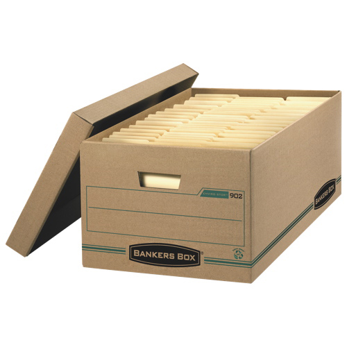 Fellowes Bankers Box Earth Legal Storage Box (FEL00902)