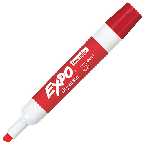 Expo Dry Erase Marker (SAN80002) - Red