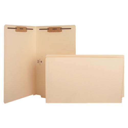 Sparco Legal-Size Fastener Folder (SPRSP17265) - 50 Pack