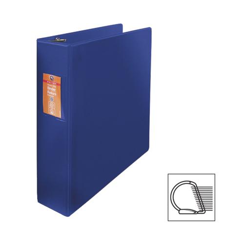 "Wilson Jones 2"" D-Ring Binder (WLJ13823) - Blue"