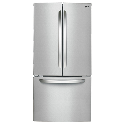 "LG 32.75"" 23.9 Cu. Ft. French Door Refrigerator (LFC24786ST) - Stainless Steel"