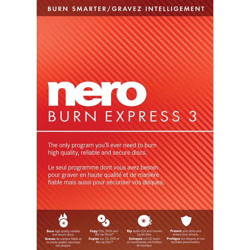 Nero Burn Express 3 - Blingual