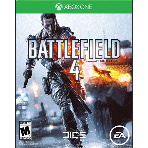 Battlefield 4 (Xbox One) - Previously Played