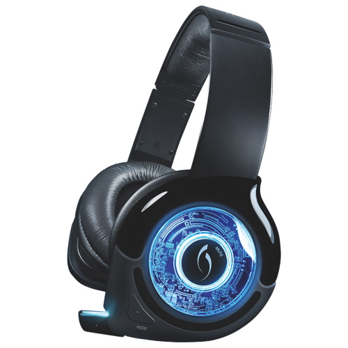 PDP Afterglow Prismatic Wireless Headset for PS3