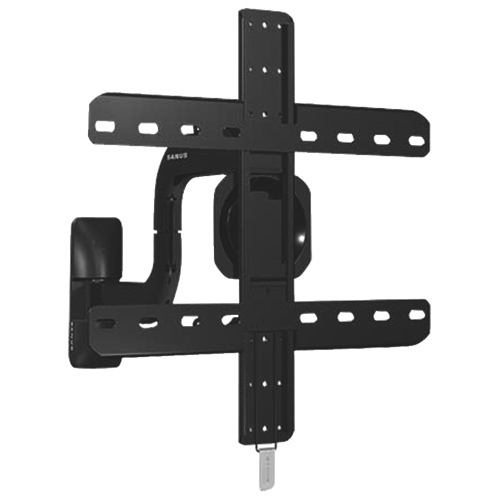 sanus 40 50 full motion flat panel tv wall mount vmf518 b3 tv mounts best buy canada. Black Bedroom Furniture Sets. Home Design Ideas