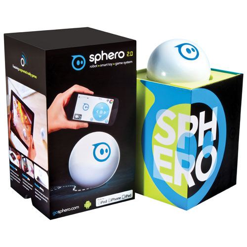Sphero 2.0 Robotic Ball Toy