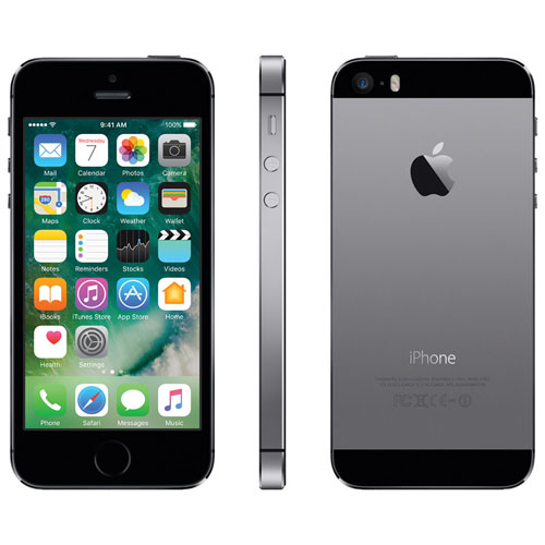 Apple iPhone 5s 16GB - Space Grey - Unlocked