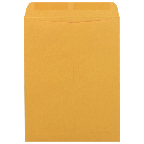 Enveloppe pour catalogue de 9,5 x 14,75 po de Quality Park (QUA60886) - Paquet de 500