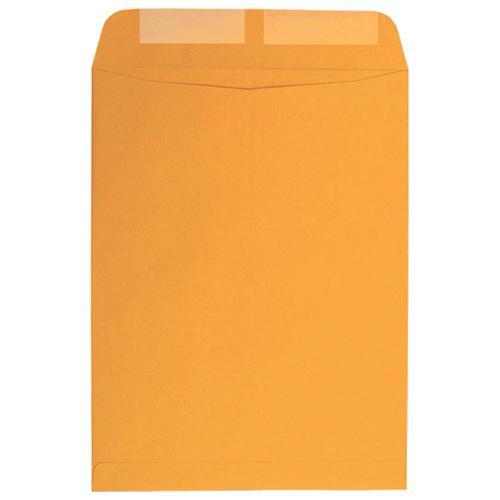 Enveloppe pour catalogue de 6,5 x 9 po de Qualité Park (QUACO651) - Paquet de 100