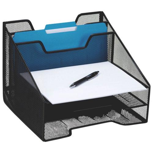 Rolodex Desk Tray (ROL1742322) - Black